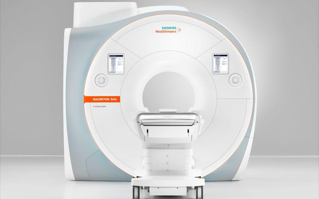 Rezonans magnetyczny (MR) całego ciała