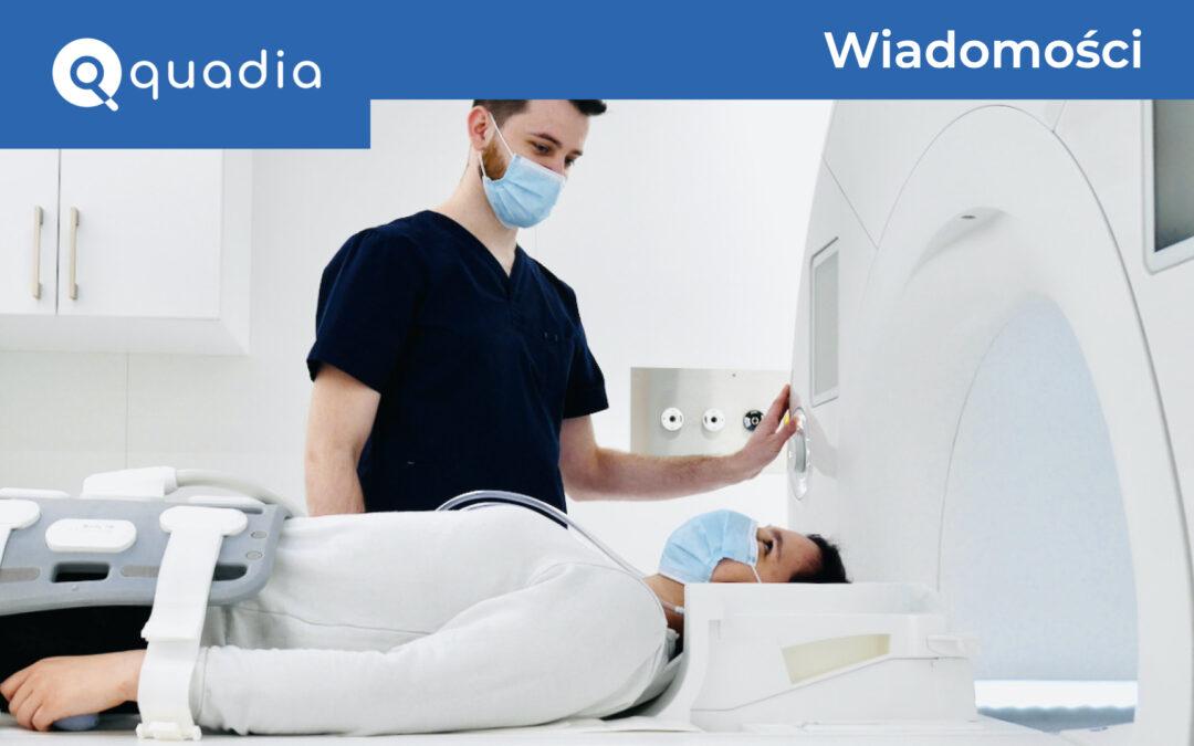 Pracownia rezonansu magnetycznego przyjazna dla pacjentów