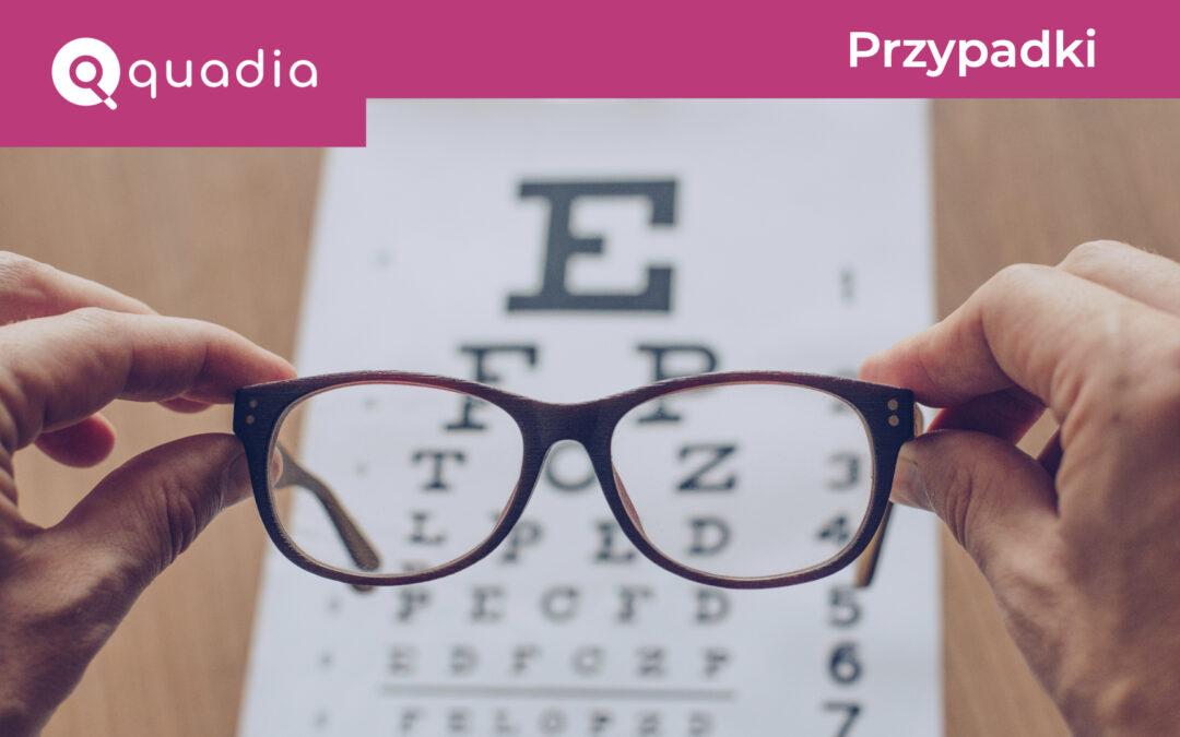 Zaburzenia widzenia – nie zawsze problem leży w obrębie gałki ocznej…